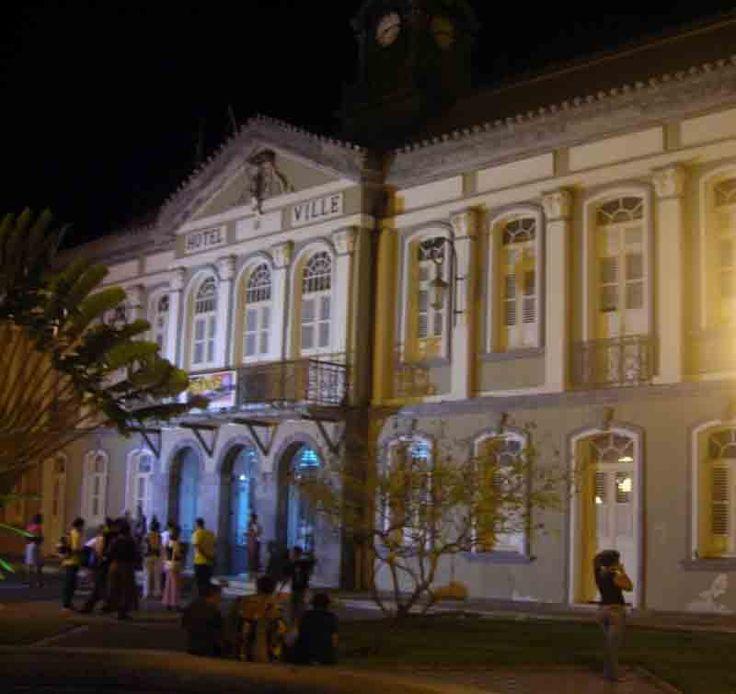 Théâtre Aimé Césaire de Fort-de-France | Madinin-art Critiques Culturelles de Martinique