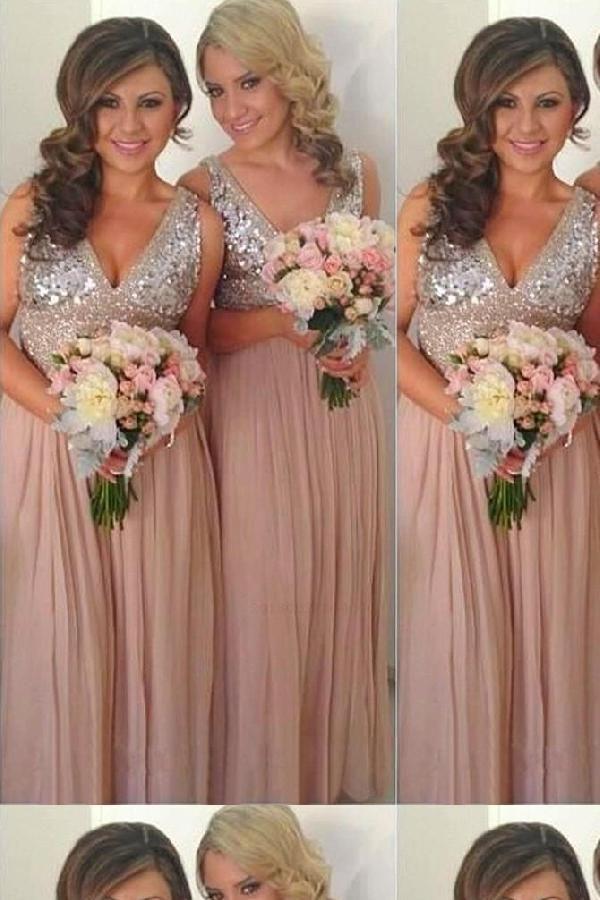 A Line Bridesmaid Dresses