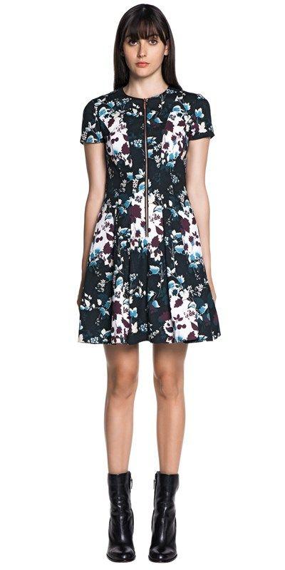 CUE - Stretch Floral Dress