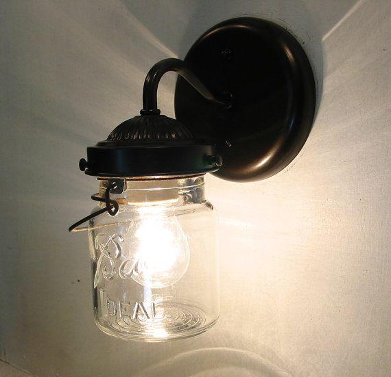 202 Best Images About Mason Jar Lights On Pinterest