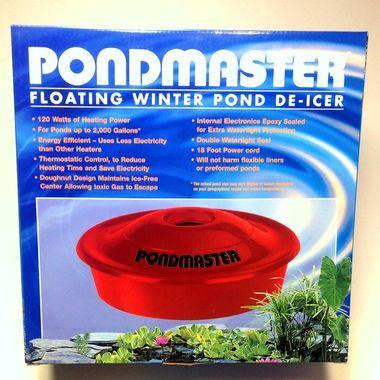 120 Watt Floating Pond Deicer-energy efficient heater