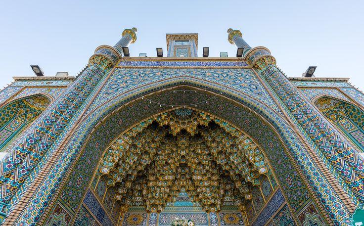 * Santuário de Fátima * Qom, Irán.