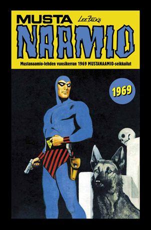 Mustanaamio - Mustanaamio-lehden vuosikerran 1969 Mustanaamio-seikkailut