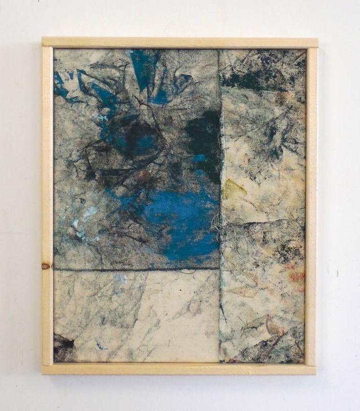 "Saatchi Art Artist Steve Byrnes; Painting, ""Untitled (EXCERPT 50)"" #art"
