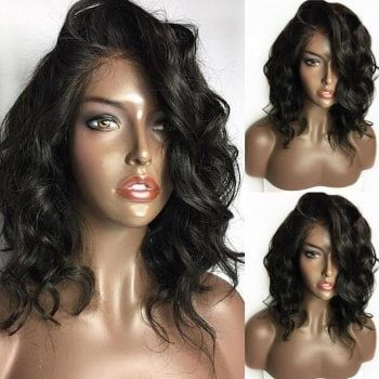 SHARE & Get it FREE | Long Curled Side Part Lace Front Synthetic WigFor Fashion Lovers only:80,000+ Items·FREE SHIPPING Join Dresslily: Get YOUR $50 NOW!