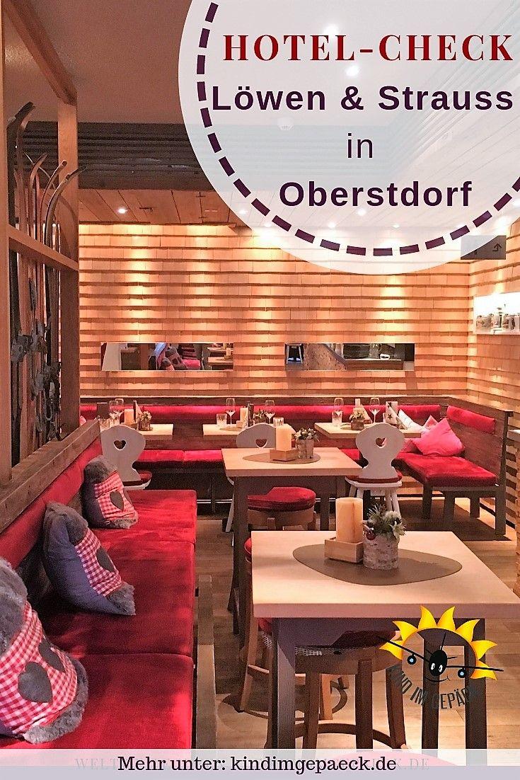 Hotel Check Alpine Lifestyle Lowen Strauss Ubernachtungstipps Und