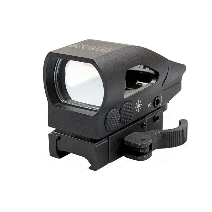 Swiss Arms Compact Red & Green Dot Sight - Rotpunktvisier
