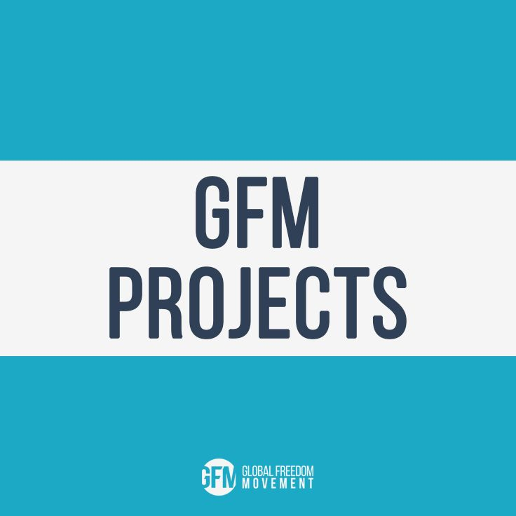 Stay up to date with the latest projects offered by Global Freedom Movement. Whether it be Global Freedom Movement Media, or the recently launched Global Freedom University, we are always up to something big.