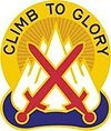 "10th Mountain Division Distinctive Unit Insignia ""Climb To Glory!"""