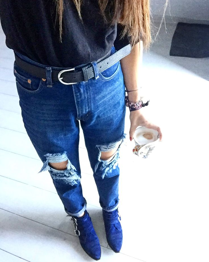 #nothinkinJeans #highwaist #denim