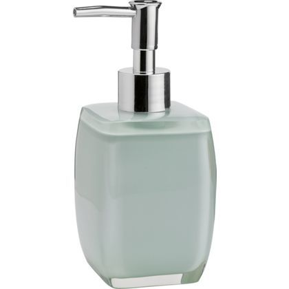 Soft Cube Duck Egg Resin Soap Dispenser at Homebase -- Be inspired and make your house a home. Buy now.