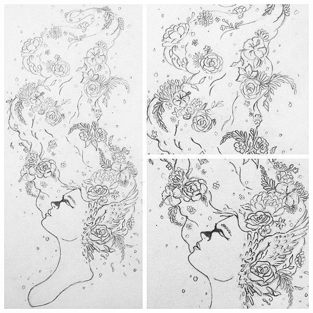 If you want to see more you can follow me on instagram j.artwor   #drawing  #art #girl #womanart #secsons #spring #love #swan #wings #draw #swanart #cuteart #hot #omg #lips #life #flower #flowerart #wtf #fanaticart #faceart #newart #nice #amor #exotic #girlart #drawart #arte #illustration
