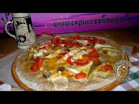 La Pulce e il Topo :: Discussione: Pizza GOLOSA integrale (1/1)