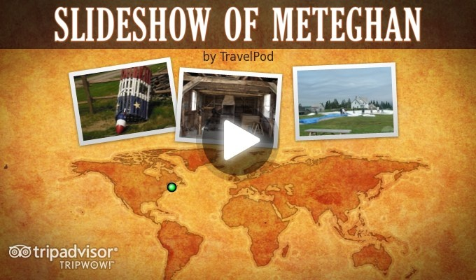 slideshow of meteghan by tripadvisor, play on explorer