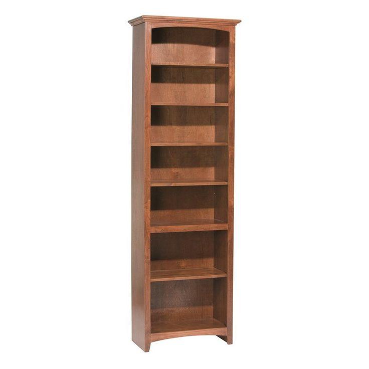 Top Rate Whittier Holz Mckenzie Zoll Bücherregal Sammlung