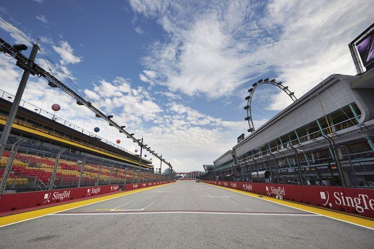 Formel 1 - MERCEDES AMG PETRONAS, Großer Preis von Singapur. 20.-22.09.2013.