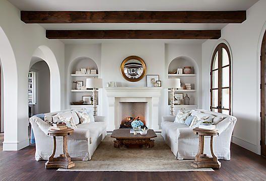 Living in Style...Santa Barbara sophistication...Spanish colonial   One Kings Lane