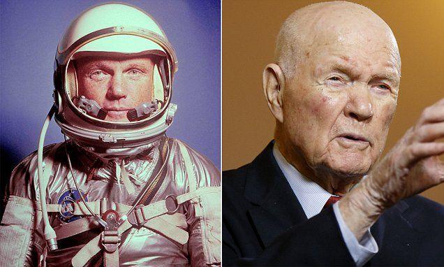 BREAKING: Former astronaut John Glenn dies aged 95