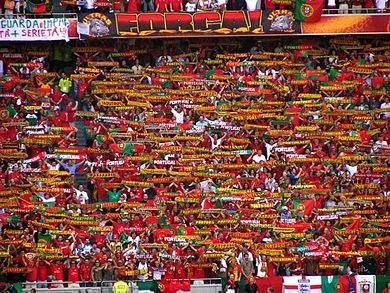 Portugal national football team - Wikipedia, the free encyclopedia
