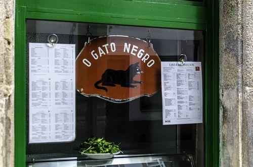 Bar restaurante O Gato Negro
