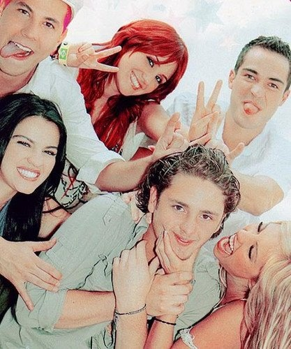 RBD for ever in my heart