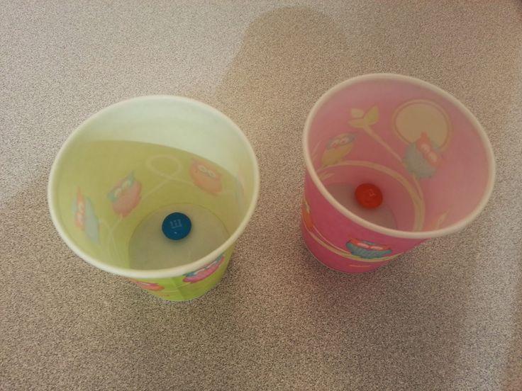 Second Grade Nest: STEM- M&M Soaking