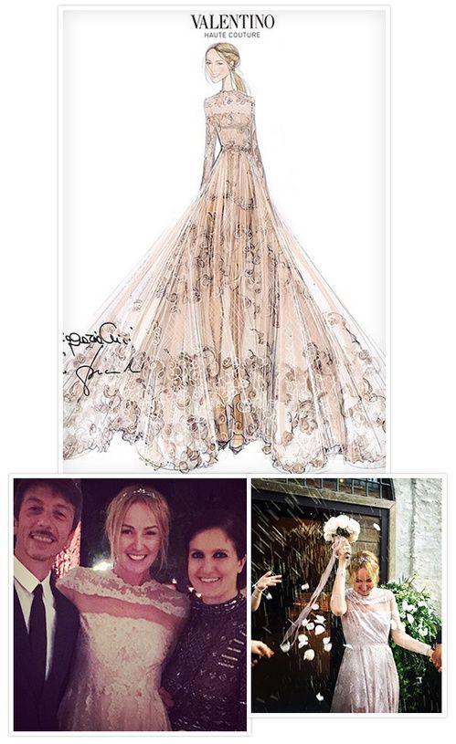 La robe de mariée sur-mesure Valentino de Frida Giannini http://www.vogue.fr/mariage/inspirations/diaporama/la-robe-de-marie-valentino-de-frida-giannini/20911