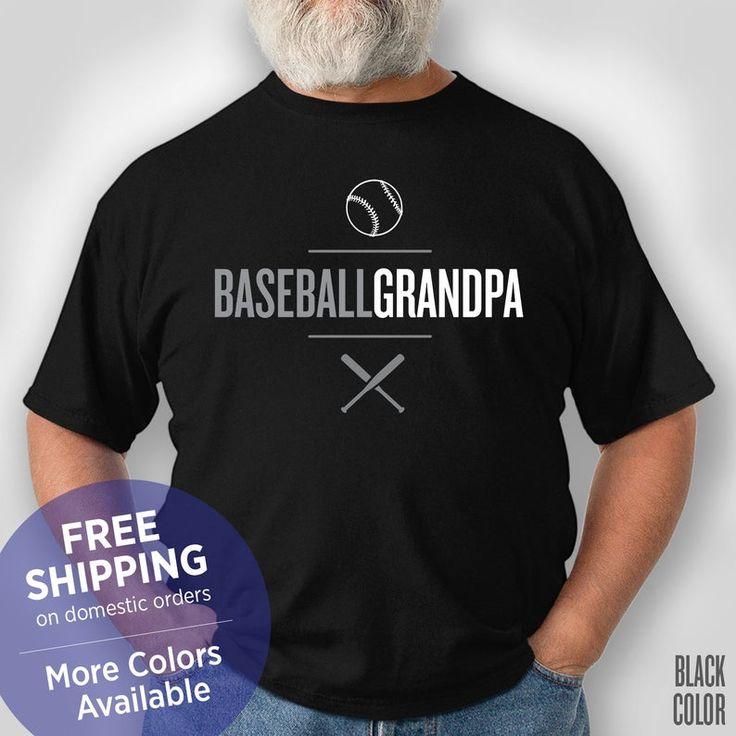 Baseball grandpa etsy grandpa birthday gifts grandpa