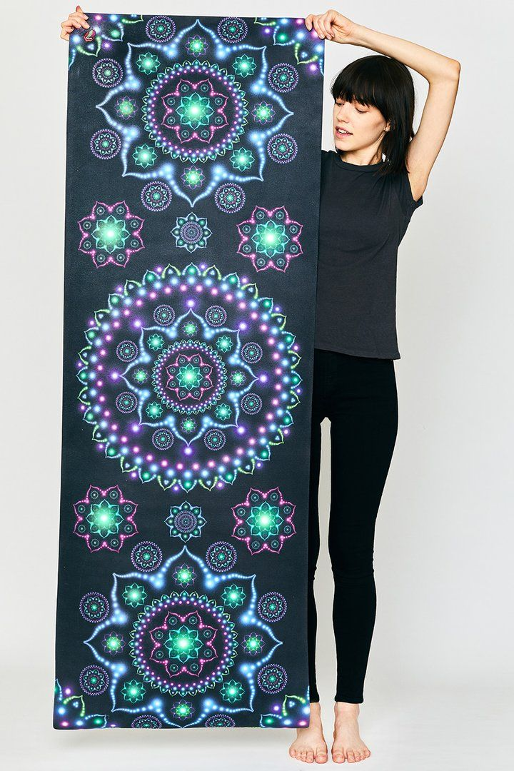 Lumindala Yoga Mat Beautiful Yoga Mats Yoga Mats Design Yoga Mat
