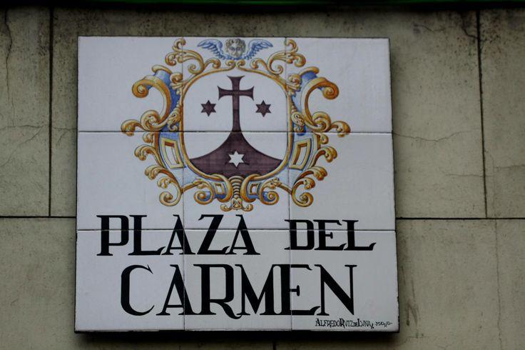 Plaza del Carmen ( Madrid )