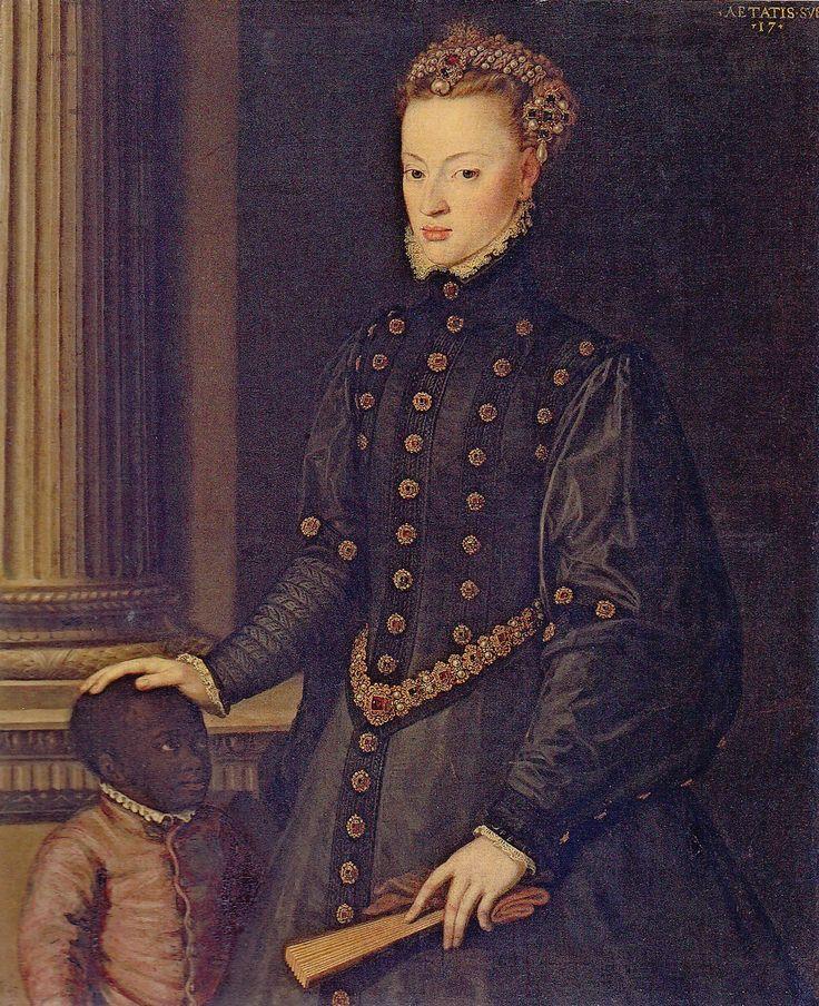 Cristobal de Morales, Portrait of Juana of Portugal (1474)