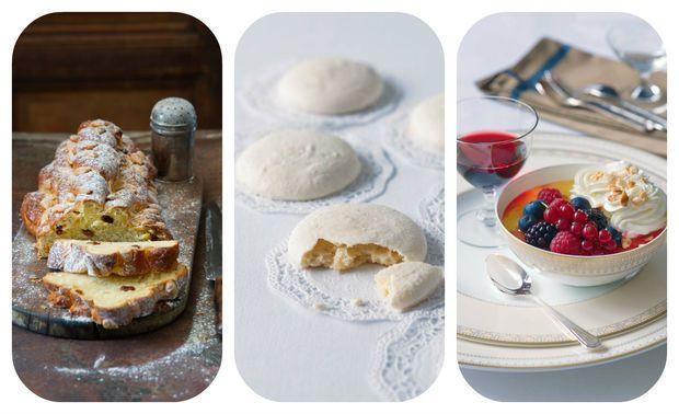 Tři sladké recepty z Kuchařky první republiky