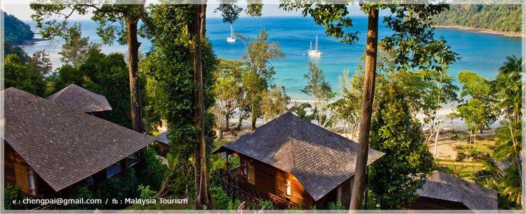 Malaysia Borneo, Sabah, Gaya Island  马来西亚婆罗洲 沙巴州属 加雅岛
