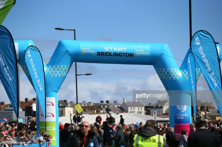 #TDY 3rd Tour of Yorkshire 2017 / Stage 1 Start / Bridlington - Scarborough (173Km) / Tour de Yorkshire /