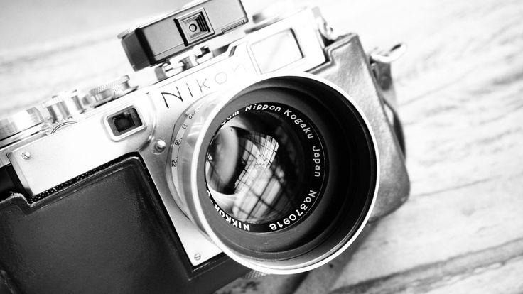 Wallpaper Nikon Made In Japan