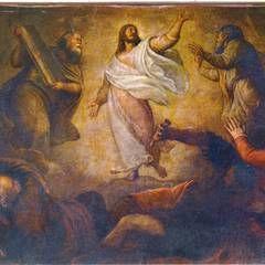The Transfiguration - 4th Luminous Mystery of the Rosary - Totus Tuus, Totus2us