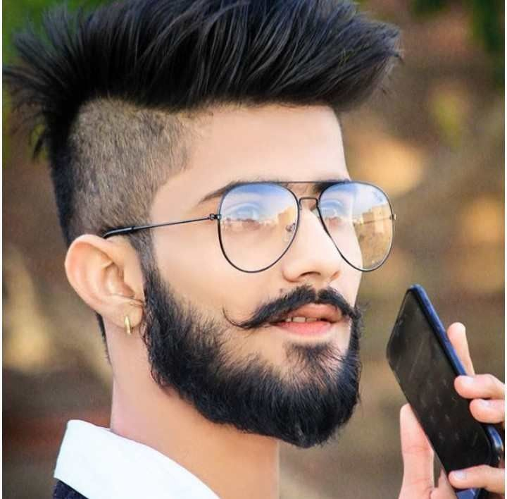 Best 7 New Hairstyle For Indian Boys Indian Hairstyles Boy Hairstyles Long Hair Styles Men