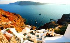 A Perfect Greece Vacation Package 2015-2016: Santorini, Mykonos, etc