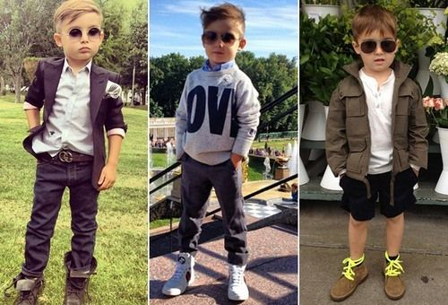 Can we date them when they're older?  25 Kids Who Are Way More Fashionable Than The Rest Of Us • Page 5 of 5 • BoredBug