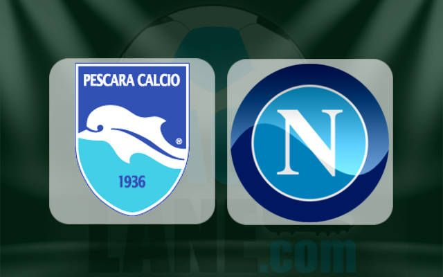 Napoli Vs Pescara [15/01/2017] Italian Serie Prediction and highlights - http://www.tsmplug.com/football/napoli-vs-pescara-15012017-italian-serie-prediction-and-highlights/