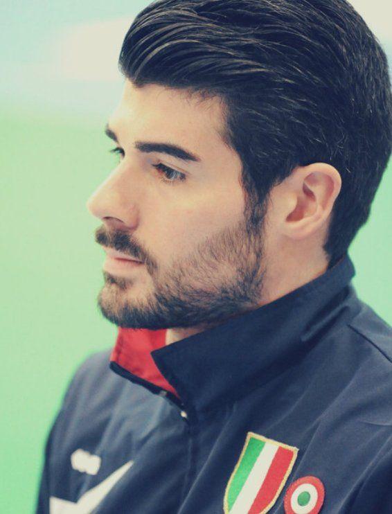 Fillippo Lanza, Italian Volleyball