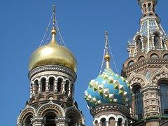 Rusia, San Petersburgo, Catedral