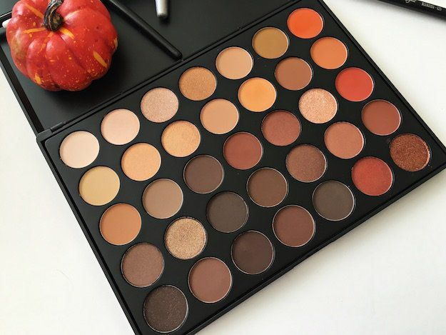 Morphe 35O   Kylie Jenner Cosmetics Burgundy Eyeshadow Dupes You'll Love Just As Much
