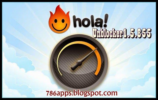 Hola Unblocker 1.5.855 For Windows