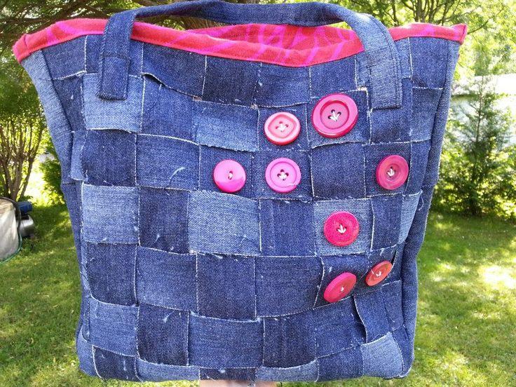 DIY bag for mami