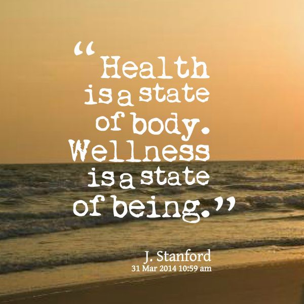 Quotes About Health And Wellness Quotes   Health and ...