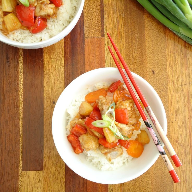 Is this Sweet and Sour Pork by Twinkleberry a favourite at your house?