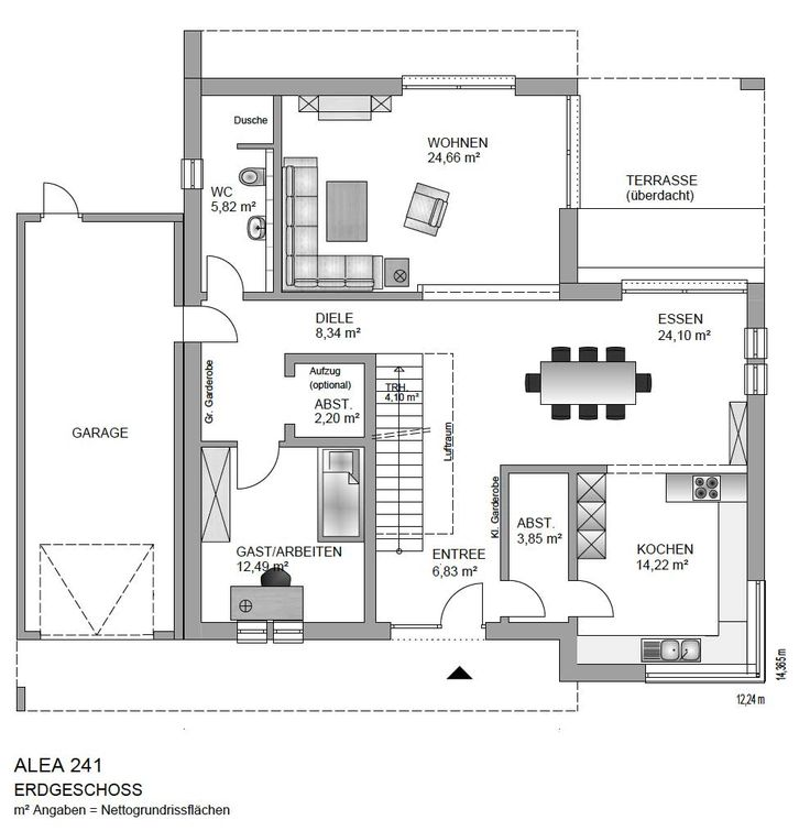 819 best bauplan images on pinterest floor plans architecture and blueprints for homes. Black Bedroom Furniture Sets. Home Design Ideas