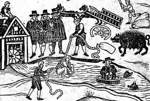 Trial By Ordeal - water