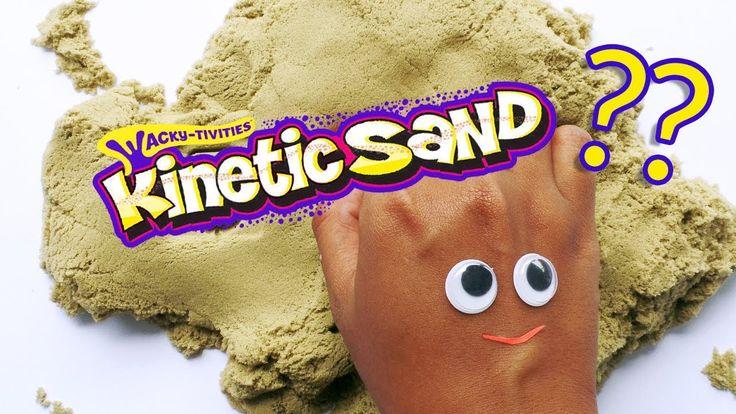 DIY Cara Membuat Angka 1-10 dengan Kinetic Sand | HD Citra Kreativita